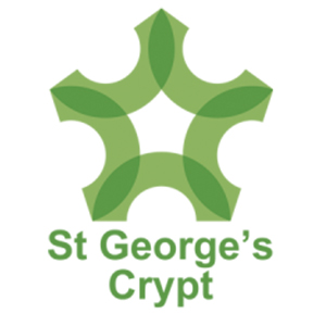 St Georges Crypt logo